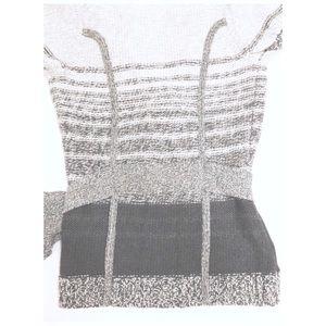 BCBGMaxAzria Sweaters - BCBG MAXAZRIA   Ombré Tie Waist Sweater